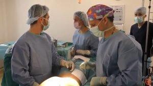 Gluteal - Po Implantation Workshop mit CURVEO Implantaten