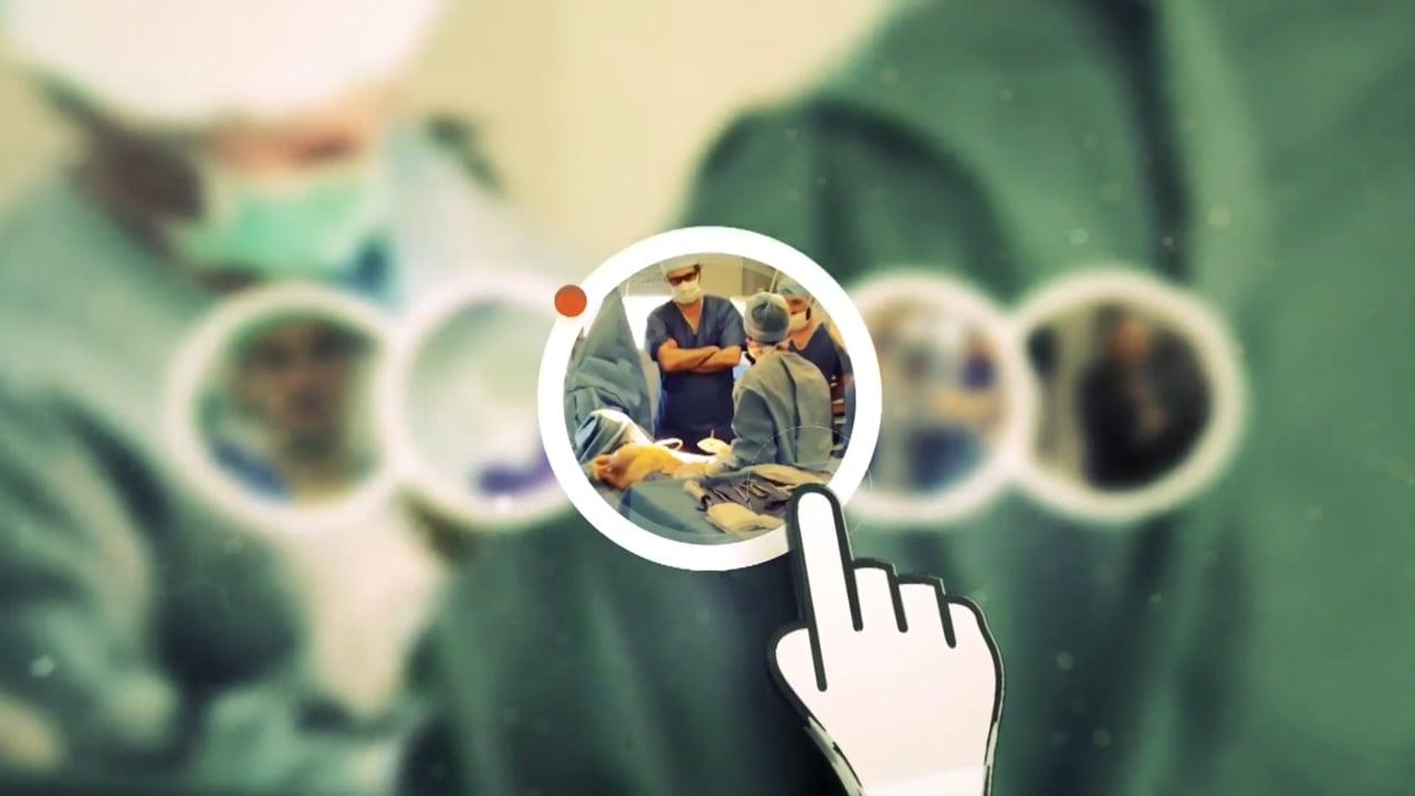 Virtuelles chirurgisches Webinar – Dr. Benito – Fall 2
